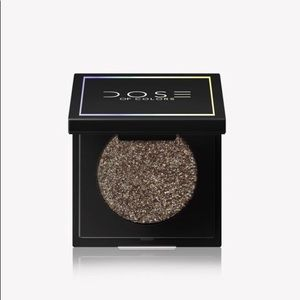 Dose of Colors Taupe Silver Single Eyeshadow